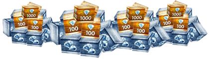 Танки Онлайн - кристаллы бесплатно