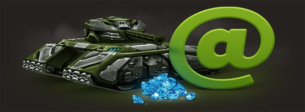 Привяжи почту к аккаунту танки онлайн