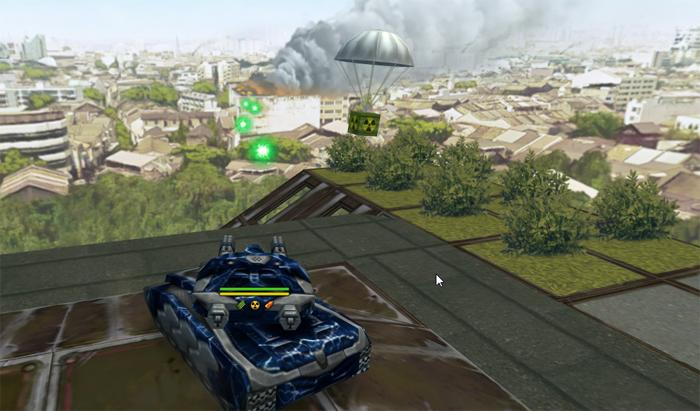 Скидка на пушку твинс в игре Танки Онлайн 22-09-2014