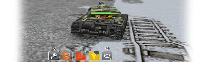 Новая индикация активных припасов в танках онлайн