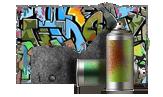 Краска Граффити